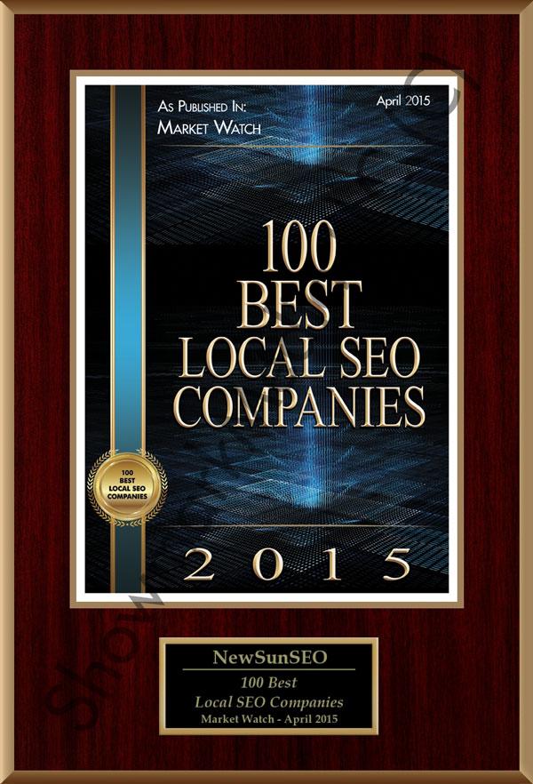 100 Best Local SEO Companies