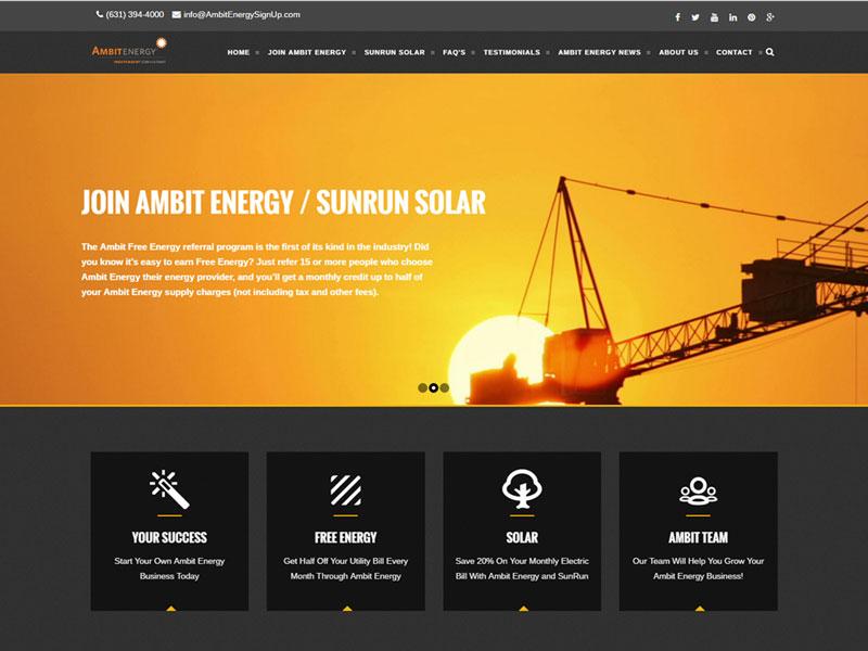 Ambit Energy / SunRun Solar