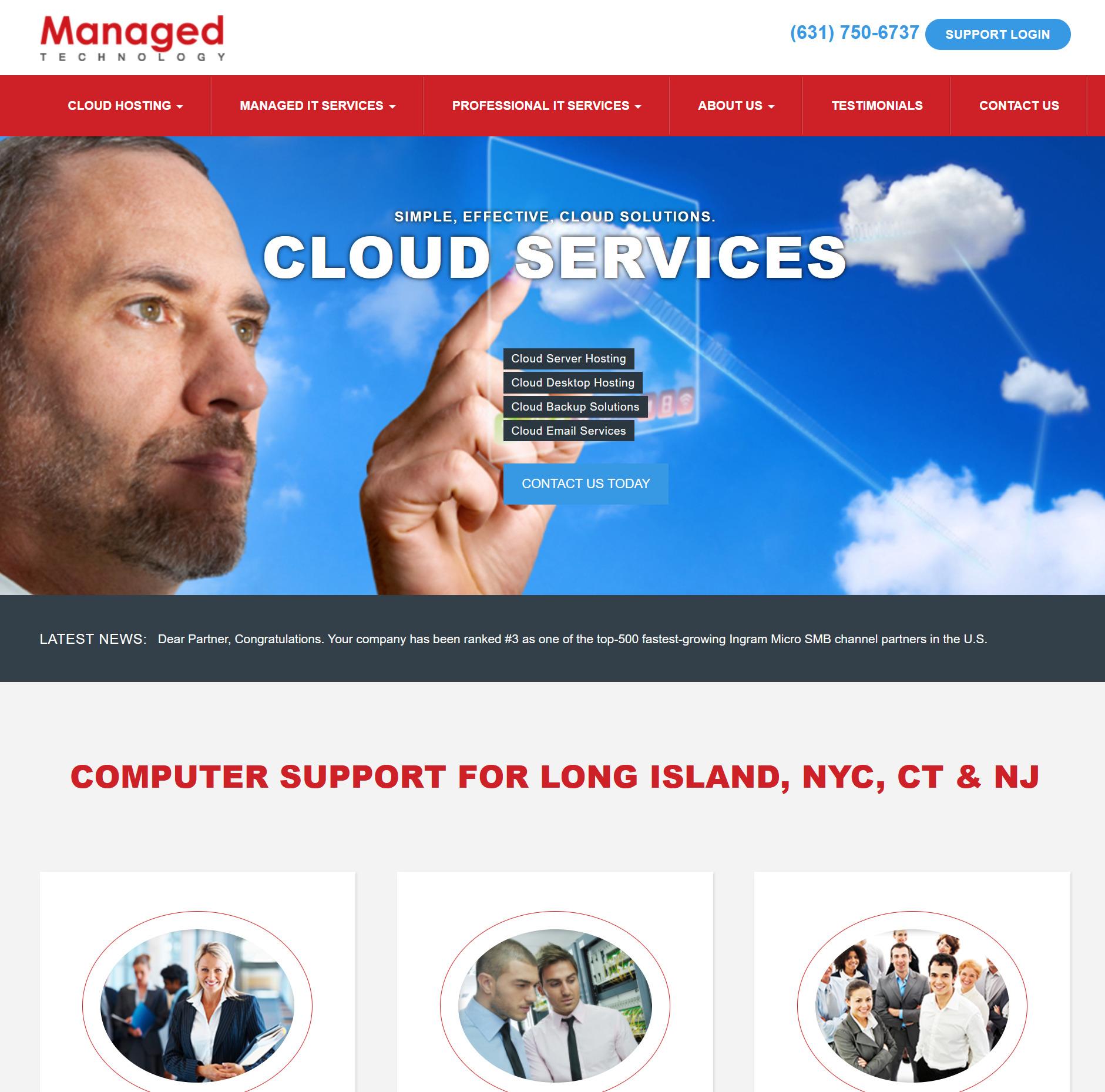 Managed Technology - Information Technology Management